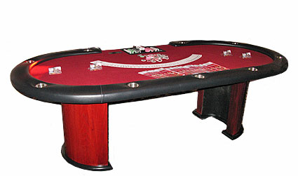 Poker/Texas Holdem Table